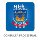 Imagem do ícone do aplicativo da Consulta Processual