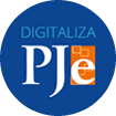 Logo do Projeto Digitaliza PJe