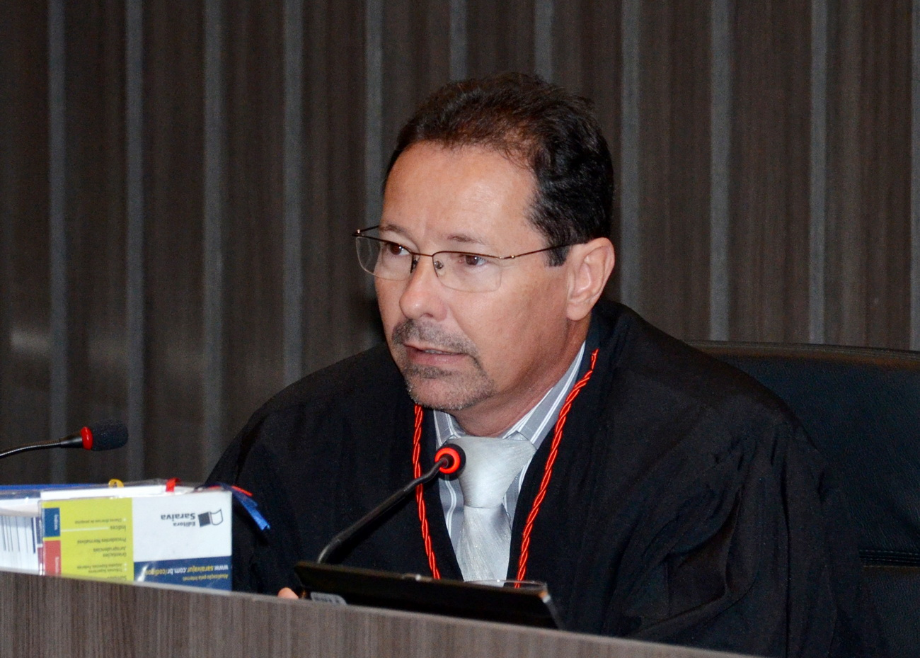 Desembargador Leandro dos Santos registra candidatura a vice-presidente do  TJPB | Tribunal de Justiça da Paraíba