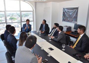 Presidente do TJPB se reúne com juízes doSertão paraibano / Fotos: Ednaldo Araújo / TJPB
