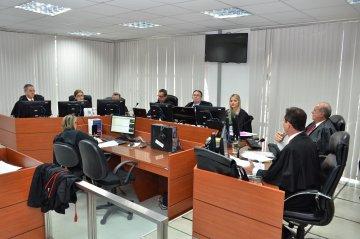 Mais de 60 estudantes da Uninassau acompanham julgamentos das Seções Especializadas do TJPB / Fotos: Ednaldo Araújo
