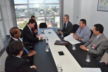 TJPB assina protocolos de intenção para dar destinação a imóveis da Justiça em três municípios / Fotos: Ednaldo Araújo