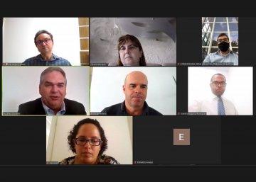 Corregedoria-Geral de Justiça realiza reunião com candidatos do concurso das serventias extrajudiciais / Fotos prints: Ednaldo Araújo