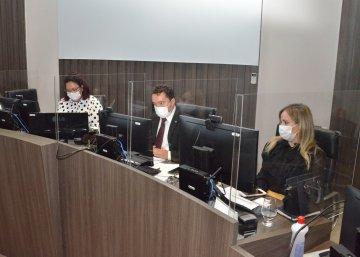 """Comissão Especial avalia como """"extremamente positiva"""" audiências públicas de reescolha das Serventias Extrajudiciais / Fotos: Ednaldo Araújo"""