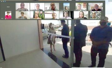 População do Município de Lucena passa a ser beneficiada com o Posto Avançado do TJPB / Fotos prints Ednaldo Araújo