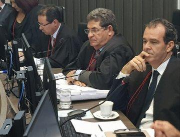 Desembargador-corregedor (Centro), José Aurélio
