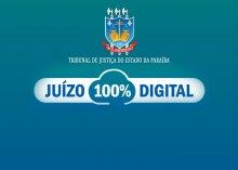 Logo do Juízo 100% Digital
