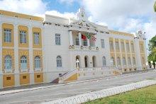 Foto da fachada do prédio do Tribunal de Justiça da Paraíba