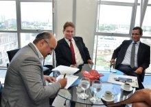 TJPB e CBN firmam convênio e consolidam projeto-piloto de programa de rádio do Judiciário / Fotos: Ednaldo Araújo / TJPB